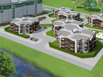 Малоэтажное строительство в ЖК Red Village